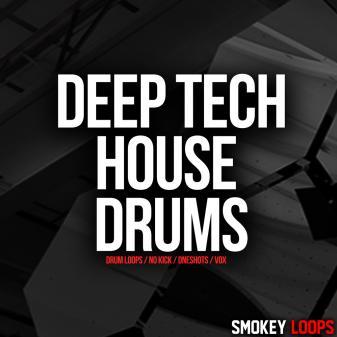 Reveal Sound :: Deep Tech House Drums