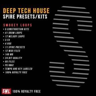Reveal Sound :: Deep Tech House Spire