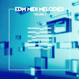 Reveal Sound :: EDM MIDI Melodies Vol 3