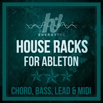 Reveal Sound :: HOUSE RACKS for Ableton