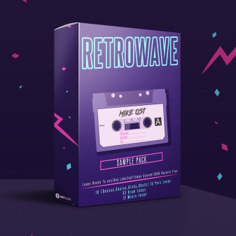 Reveal Sound :: Retrowave Cassette Tape