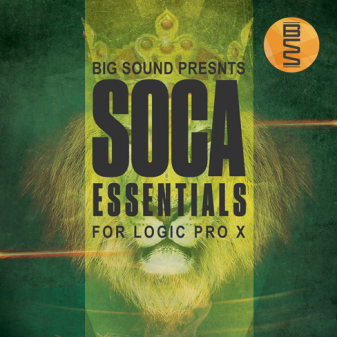Reveal Sound :: Soca Essentials For Logic Pro X